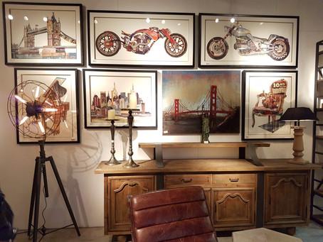 Mobilier Vintage et bois massif, L'Atelier de Sab