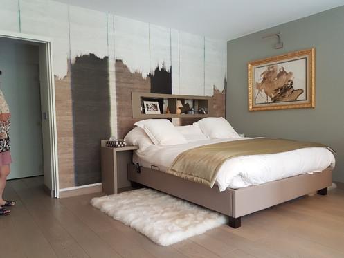 Décoration de chambre par Sabrina Alvarez, L'Atelier de Sab, Décoratrice et Architecte d'intérieur UFDI en Ile de France 91 92 75
