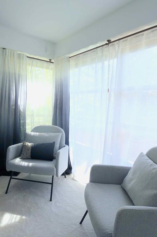 rideaux et mobilier L'Atelier de Sab