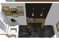 tableau noir cuisine-latelierdesab