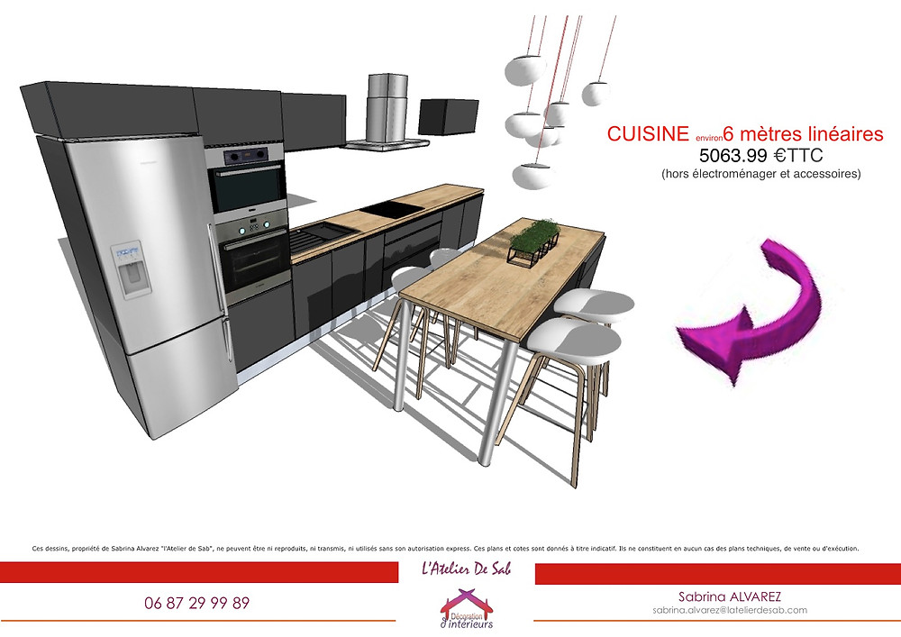 cuisine 6ml