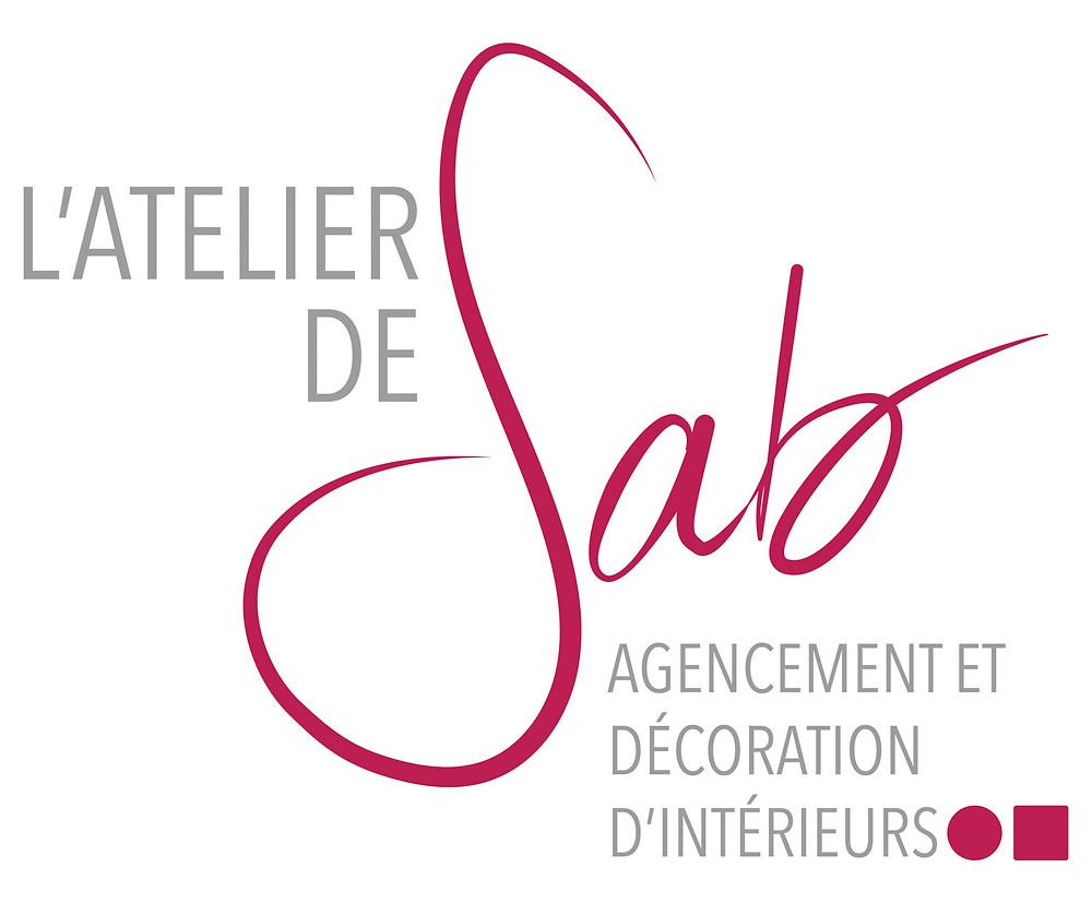 Logo L'Atelier de Sab