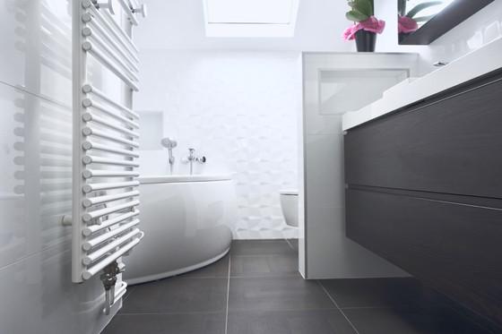 Décoration de salle de bain par Sabrina Alvarez, L'Atelier de Sab, DDécoratrice et Architecte d'intérieur UFDI en Ile de France 91 92 75
