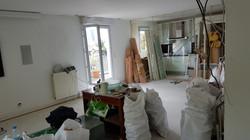démolition cloison de cuisine