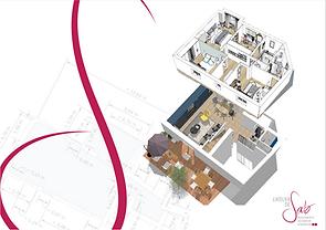 Projet clé en main de Décoration par Sabrina Alvarez, Architecte d'intérieur et Décoratrice UFDI dans l'Essonne 91
