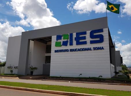 """""""IES: Instituto Experimental da Saudade."""""""