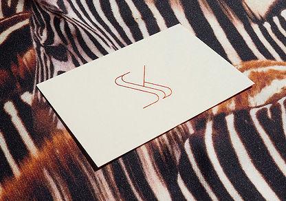 Selin Kucuksoz Handm de Luxury Fabrics Logo and Packaging Design