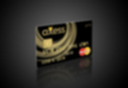 Axess Credit Card Design