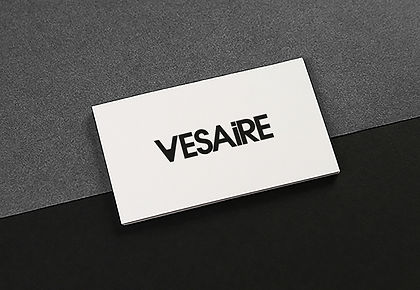 Vesaire Advertising Agency Corporate Identity