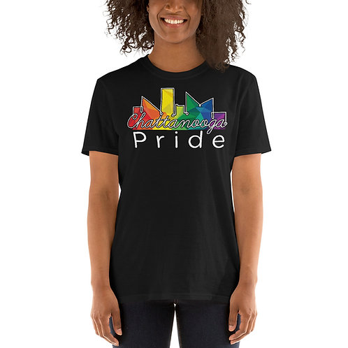 Chattanooga Pride Short-Sleeve Unisex T-Shirt
