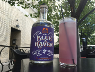 New! Blueberry Gin Fizz