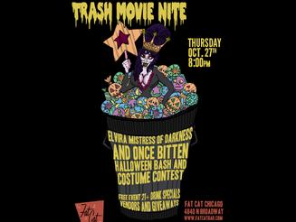 TRASH MOVIE NITE - Halloween Bash