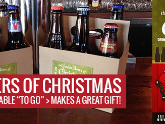 Great Gift: 12 Beers of Christmas To-Go!