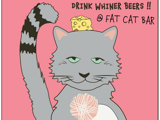 Meet the Brewer: Whiner Beer Company - May 1st