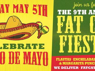 Fat Cat Cinco de Mayo Fiesta May 5