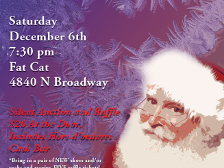 3rd Annual St. Nicholas Day Cocktail Party - December 6th