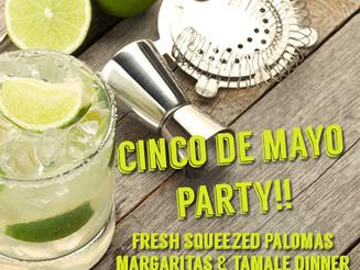 Cinco de Mayo Party!!!