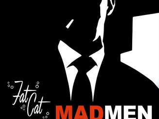 End the Mad Men Era in Style - April 5
