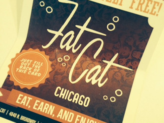 Join the Fat Cat Rewards Program - It's FREE!