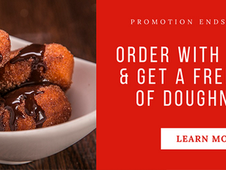 Download the Fat Cat App for Doughnuts!