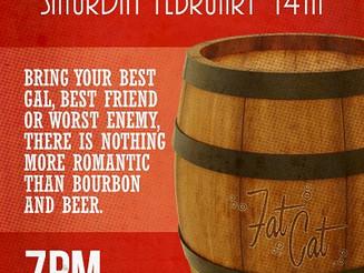Barrel Aged Tasting: February 14th