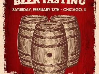 Valentine's Barrel Aged Beer Tasting