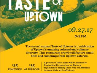 Taste of Uptown - September 27