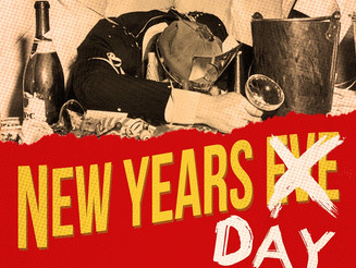 New Years Day Specials & Bowl Games