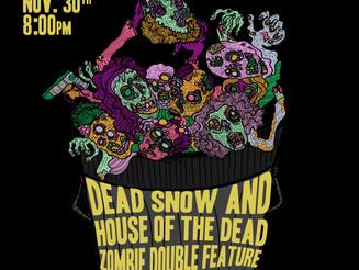 Trash Movie Nite - November 30th