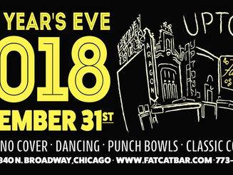 No Cover New Years Eve Celebration