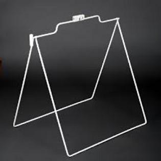 "Foldable ""A"" Frame (White)"