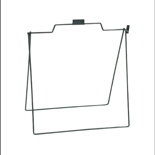 "Foldable ""A"" Frame (BLACK)"