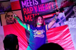 Muestra meets Rap
