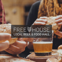 Free House Local Beer & Food Hall