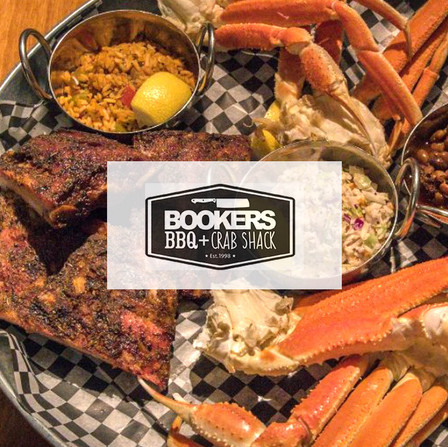 Bookers BBQ & Crab Shack