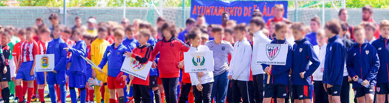 Torneo Nacional de Fútbol Base El Álamo