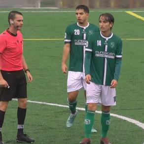 CD El Álamo 4 - EF Cdad. de Getafe 3. Viva el fútbol!!!