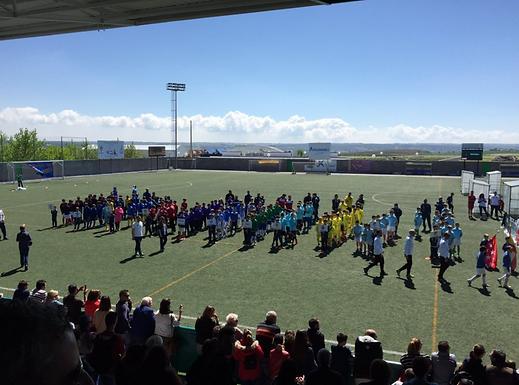 XXII Torneo Nacional de Fútbol Base 2016
