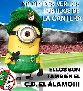 Cantera CD El Álamo