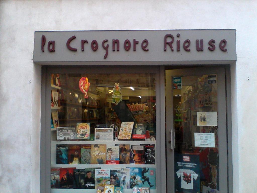 LA CROGNOTE RIEUSE