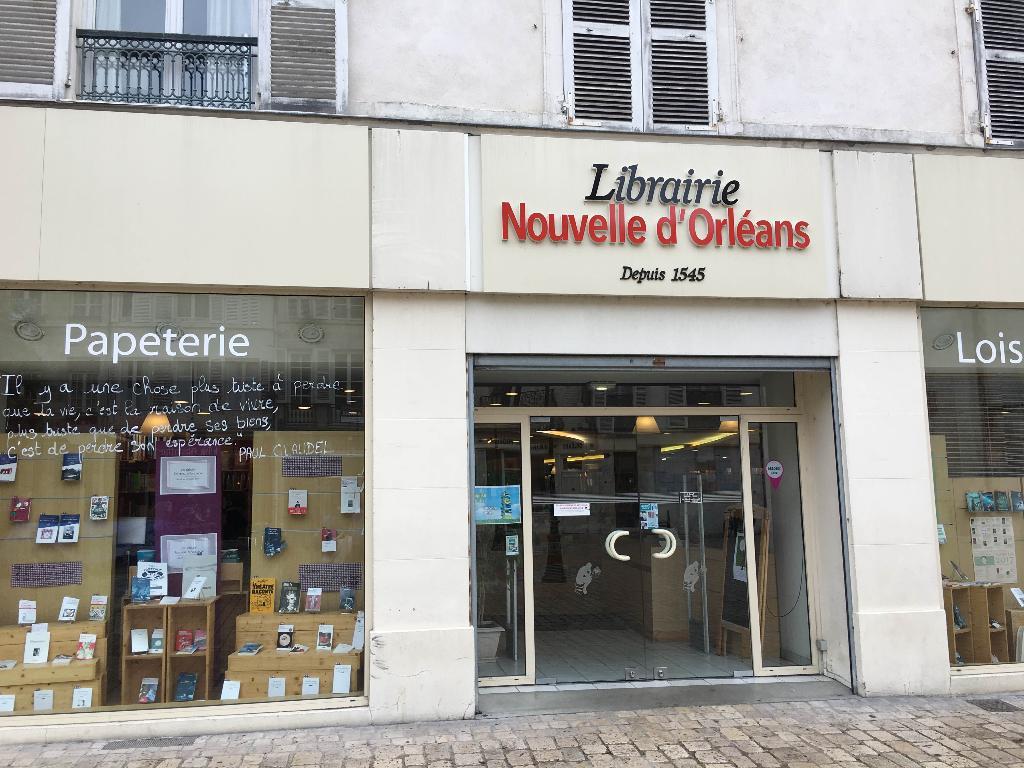 LIBRAIRIE NOUVELLE - ORLEANS