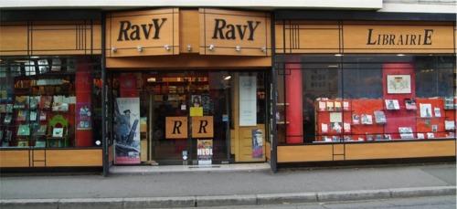 LIBRAIRIE RAVY