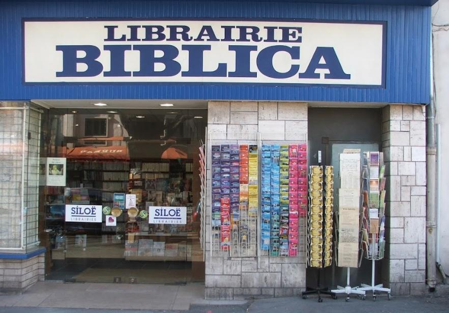 LIBRAIRIE SILOË BIBLICA