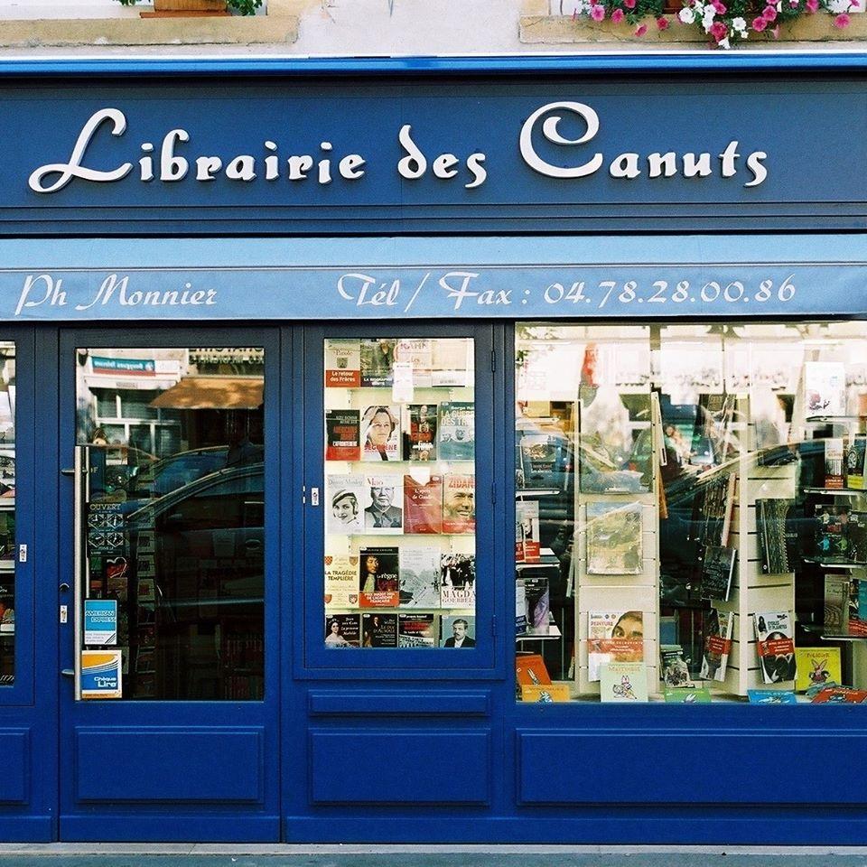 LIBRAIRIE DES CANUTS