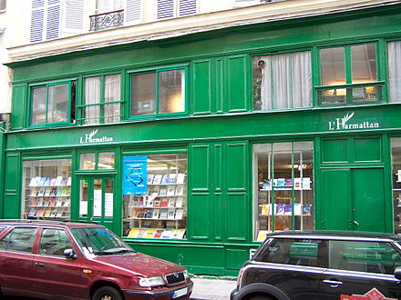 LIBRAIRIE INTERNATIONALE L'HARMATTAN
