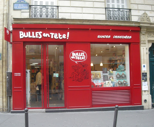 BULLES EN TÊTE 9e