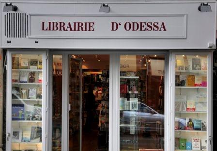 LIBRAIRIE D'ODESSA