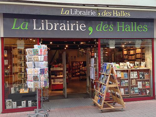 LIBRAIRIE DES HALLES