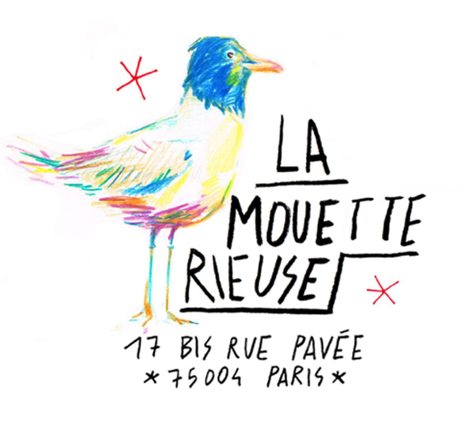 LA MOUETTE RIEUSE