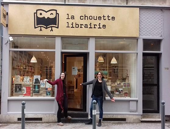 LIBRAIRIE CHOUETTE